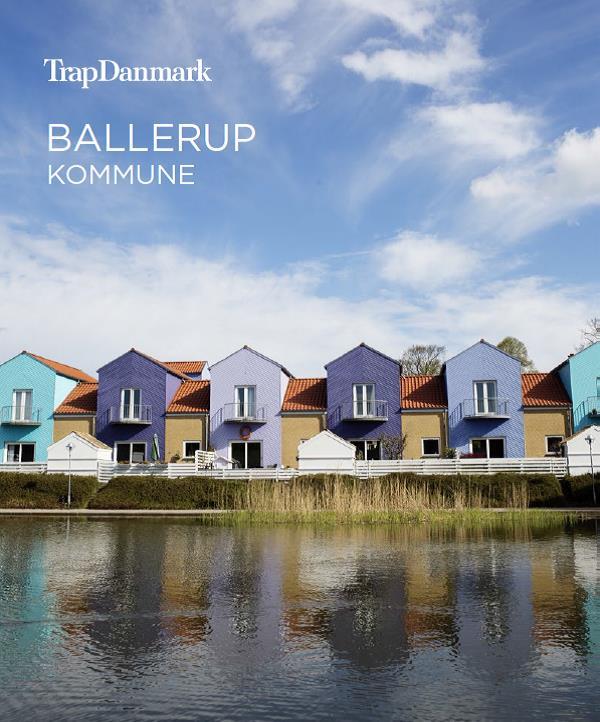 Ballerup Kommune Trap Danmark 6 Udgave