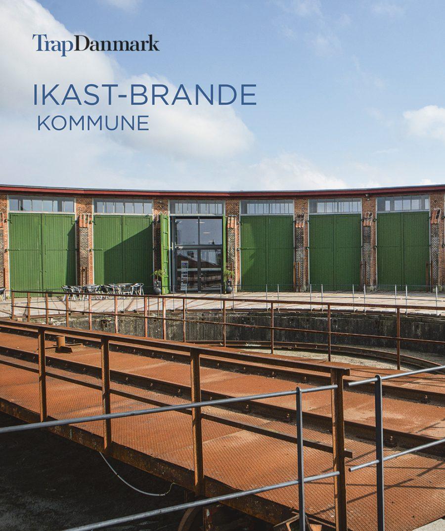 Ikast Brande Kommune Trap Danmark 6 Udgave