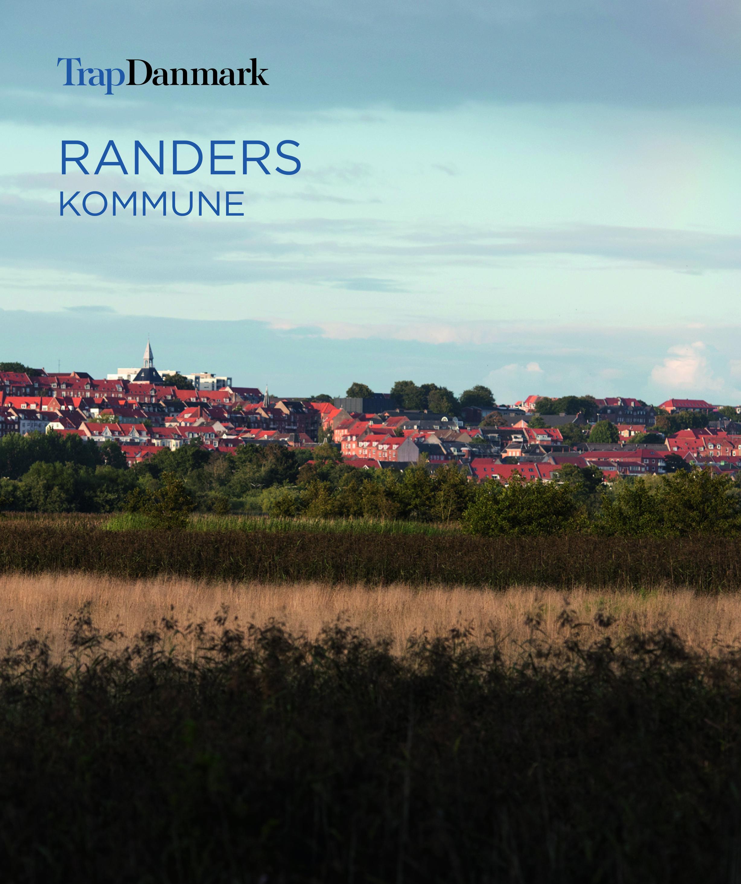 kort over randers kommune