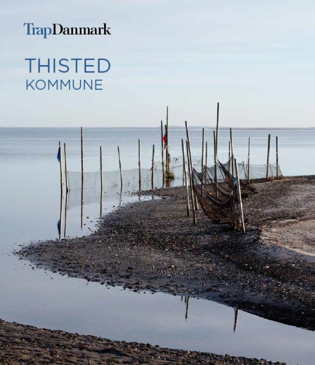 Thisted Kommune Trap Danmark 6 Udgave